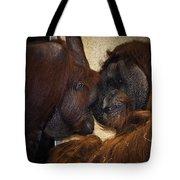 Orangatang Love Tote Bag
