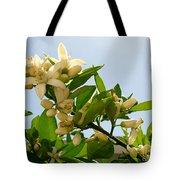 Orange Blossom Special Tote Bag