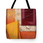 Orange Cloth  Tote Bag