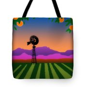Orange County Tote Bag