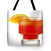 Orange Drink Tote Bag