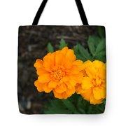 Orange Marigolds   # Tote Bag
