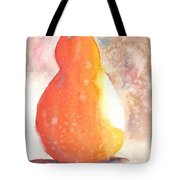 Orange Pear2 Tote Bag