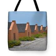 Orange Slave Tote Bag
