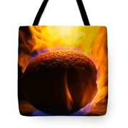 Orange You Glad Tote Bag