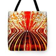Orange Zest Tote Bag