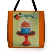 Orangeade Cupcake Tote Bag