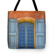 Oranges And Blues Tote Bag