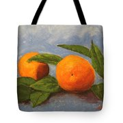 Oranges Tote Bag
