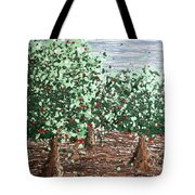Orchard 4 Tote Bag
