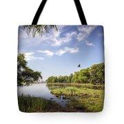 Orchard Beach Tote Bag