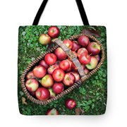 Orchard Fresh Picked Apples Tote Bag