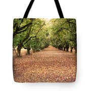 Orchard In The Morning Tote Bag