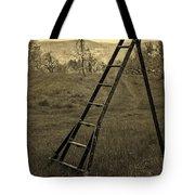 Orchard Ladder Tote Bag
