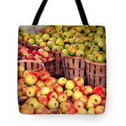 Orchard Time Tote Bag