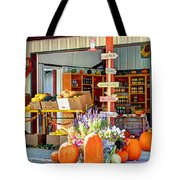 Orchard Valley Market Tote Bag