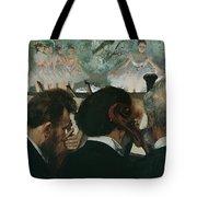 Orchestra Musicians Tote Bag