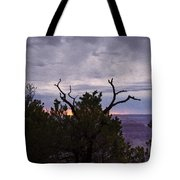 Orchestrating A Sunset At The Grand Canyon Tote Bag