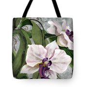 Orchid A - Phalaenopsis Tote Bag