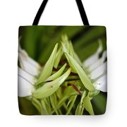 Orchid Arms Tote Bag