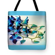 Orchid Bouquet Tote Bag
