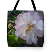 Orchid Camellia Tote Bag