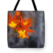 Orchid Circus Tote Bag