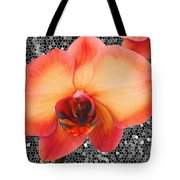 Orchid Explosion Tote Bag