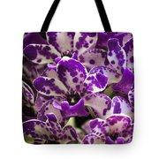 Orchid Grouping Tote Bag