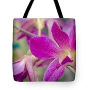 Orchid - Haliimaile Spring Pink Tote Bag