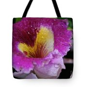 Orchid Heart And Soul Tote Bag