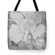 Orchid In Disguise Tote Bag