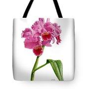 Orchid - Lc. Culminant La Tuilerie Tote Bag