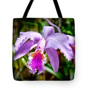 Orchid Life Tote Bag
