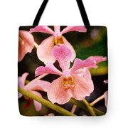 Orchid Number 17 Tote Bag