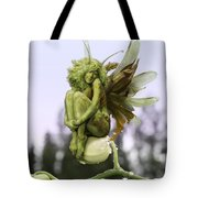 Orchid Pixie Tote Bag