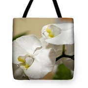 Orchid Purity Tote Bag