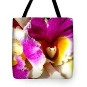 Orchid Series 6 Tote Bag