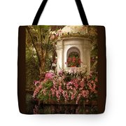Orchid Show Tote Bag
