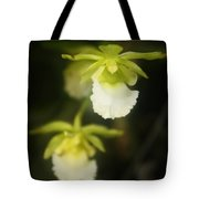 Orchids Dance Tote Bag