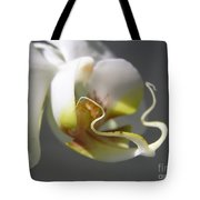 Orchid's Face Tote Bag