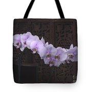 Orchids Loretta Tote Bag