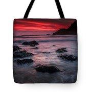 Oregon Afterglow Tote Bag