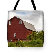 Oregon Barn Tote Bag