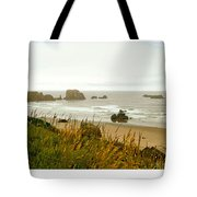 Oregon Beach Tote Bag