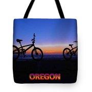 Oregon Bikes Tote Bag