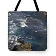 Oregon Coast And Shoreline Tote Bag