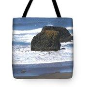 Oregon Coast Panorama Tote Bag