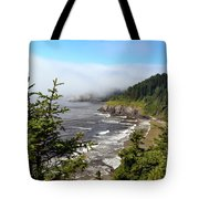 Oregon Coastline Tote Bag