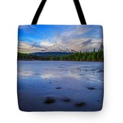 Oregon January Tote Bag